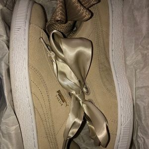 Limited Addition Suede Pumas